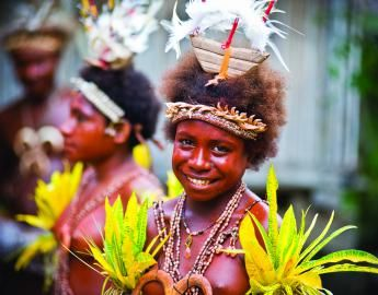 Black Tribes Girls