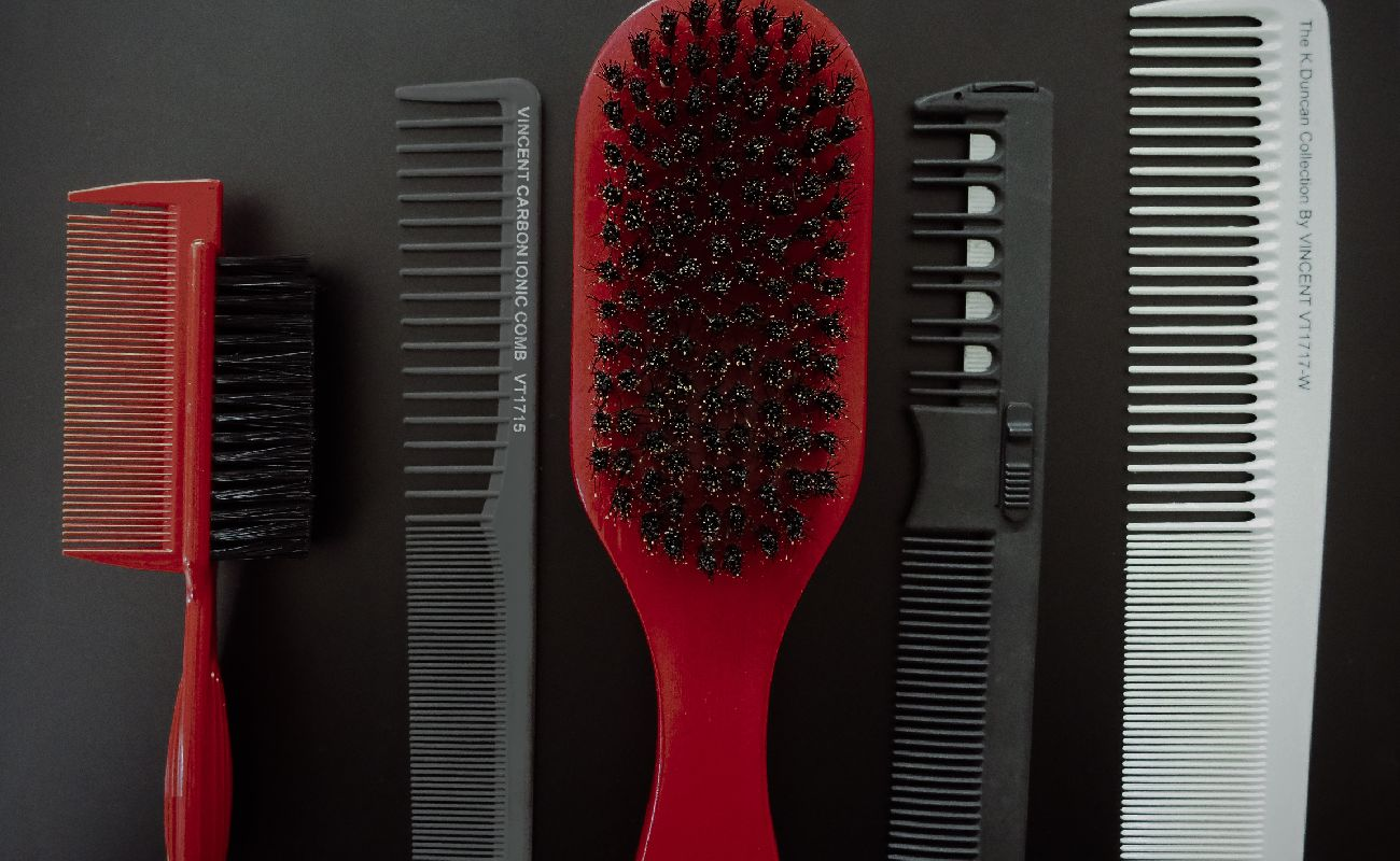 Different Kinds Of Comb